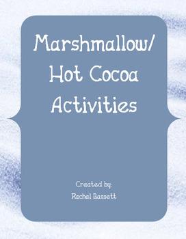 Marshmallow / Hot Cocoa Activities