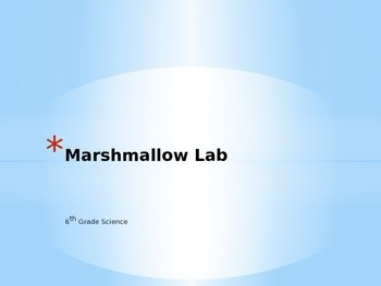 Marshmallow Lab - My Version