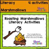 Marshmallow Literacy Activities