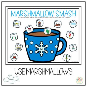 Marshmallow Smash Articulation