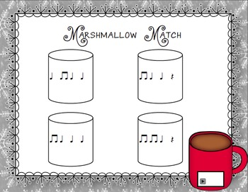 Marshmallow Match Aural Interactive Rhythm Game: Bundled Set