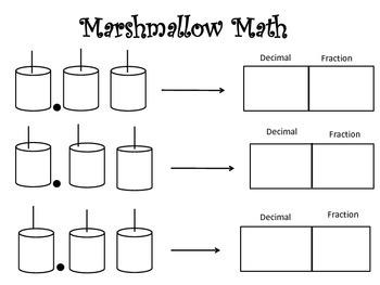 Marshmallow Math