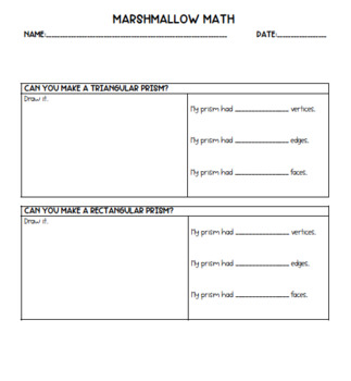 Marshmallow Math
