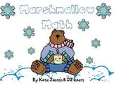 Marshmallow Math -  CUTE Kindergarten Bulletin Board