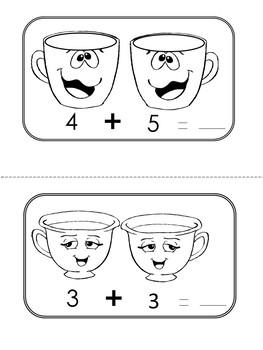 Marshmallow Math Fun