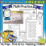 Marshmallow Math Fun