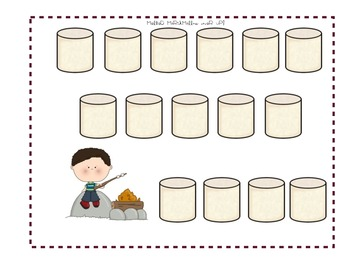 Marshmallow Math Pack