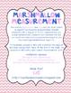 Marshmallow Measurement {FREE}