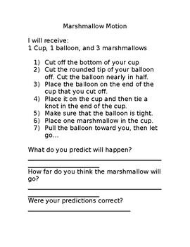 Marshmallow Motion