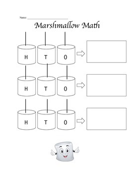 Marshmallow Place Value
