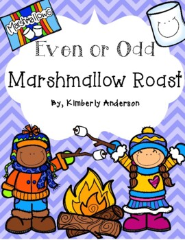 Marshmallow Roast: Even or Odd Sort