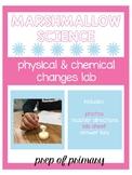 Marshmallow Science