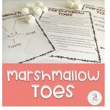 Marshmallow Toes: Hallway Expectations and Rules