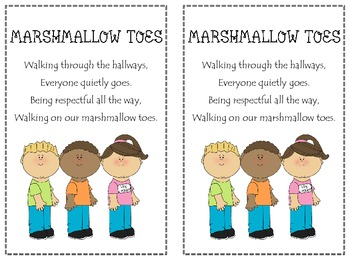 Marshmallow Toes Poetry Pack
