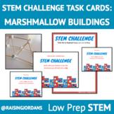 Marshmallow & Toothpick Building Engineering STEM Challenge