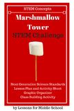 STEM  Challenge - Marshmallow Tower