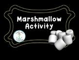 Marshmallow Tower Challenge STEM Team Building Activity