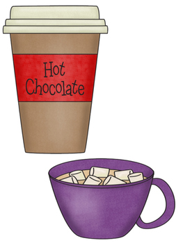Marshmallows and Mugs:  A Nonstandard Units Measurement FREEBIE