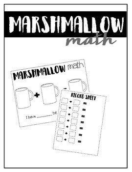 Marshmellow / Addition Center