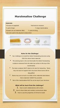 Marshmellow Challenge