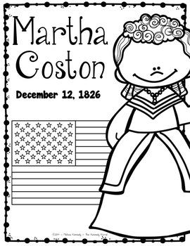 Martha Coston