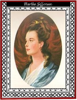 Martha Jefferson Biography