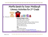 Martha Speaks--Literacy Activities for 2nd Grade