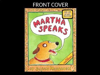 Martha Speaks Power Point