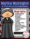Martha Washington Biography