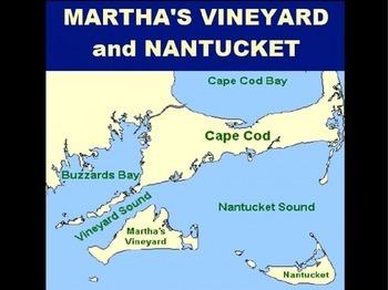 Martha's Vineyard and Nantucket Powerpoint