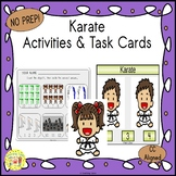 Karate Worksheets Activities Games Printables and More