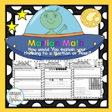 Math Facts,Place Value,Counting,Word problems Worksheets E