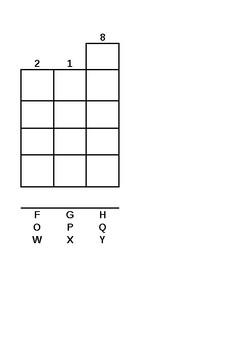 Martian Periodic Table