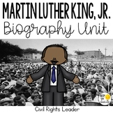Martin Luther King, Jr. Biography and Activities - Print and Go
