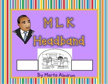 Martin L. King Headband - FREEBIE!