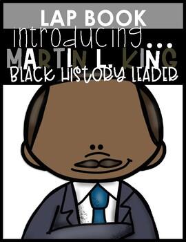 Martin L. King, Jr. {Lapbook}