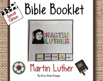 Martin Luther: Bible Booklet