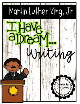 Martin Luther KIng, JR Writing