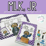 Martin Luther Kind, Jr. Preschool Language Unit - Freebie