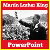 Martin Luther King Jr PowerPoint   Power Point