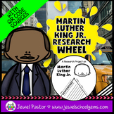 Martin Luther King Jr. Crafts (Martin Luther King Jr. Research)