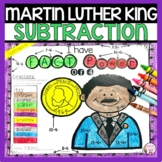 Martin Luther King Jr Subtraction