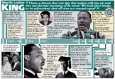 Martin Luther King - 50th anniversary of his assassination