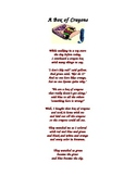 Martin Luther King-A Box of Crayons Poem