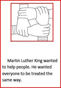 Martin Luther King : A Good Leader