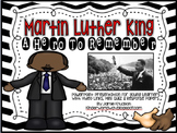 Martin Luther King Jr.: A Awesome pack FOR LITTLE LEARNERS!!