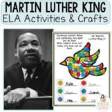 Martin Luther King Activities, Crafts, Nonfiction Books, Photo Sort, & More!