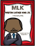 Martin Luther King Biography Study for Kids