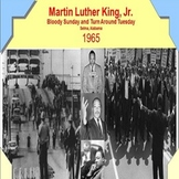 Martin Luther King Selma Bloody Sunday Turn Around Tuesday ELD/SPED