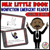 Martin Luther King - Booklet